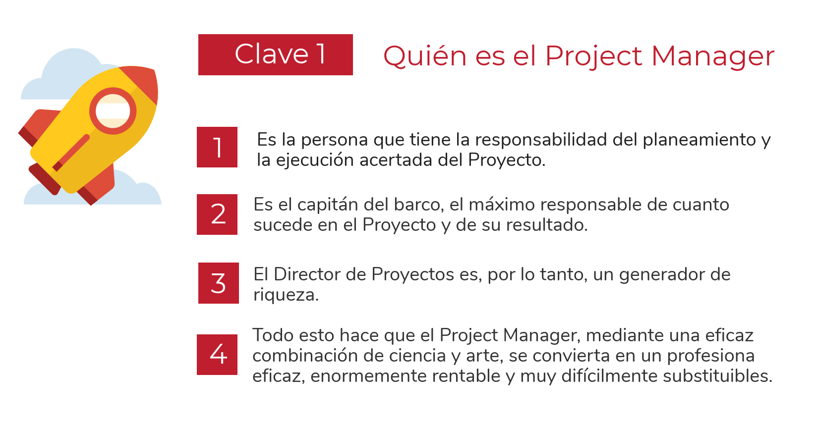 4 claves para entender que es un project manager
